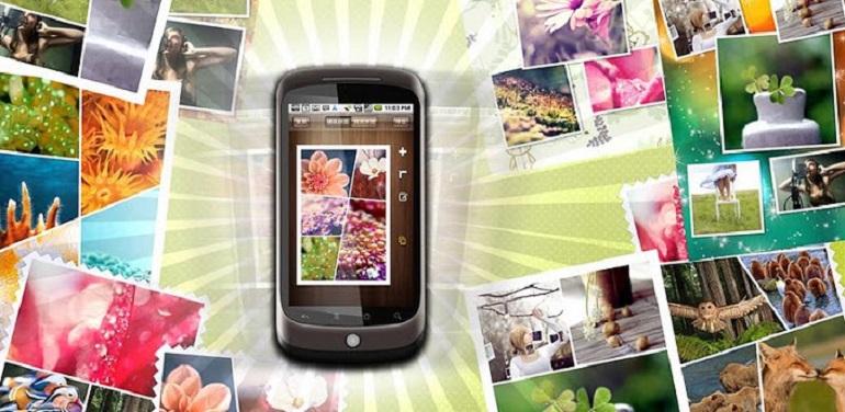Коллаж из фотографий для инстаграма