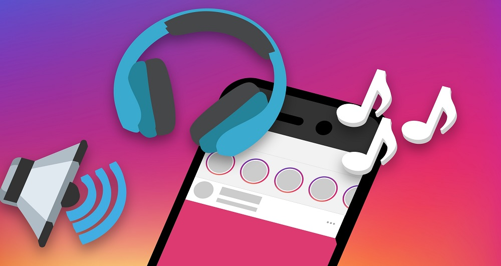 Добавить музыку на фото через айфон