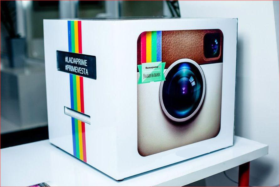 Инстапринтер - аппарат для печати фото