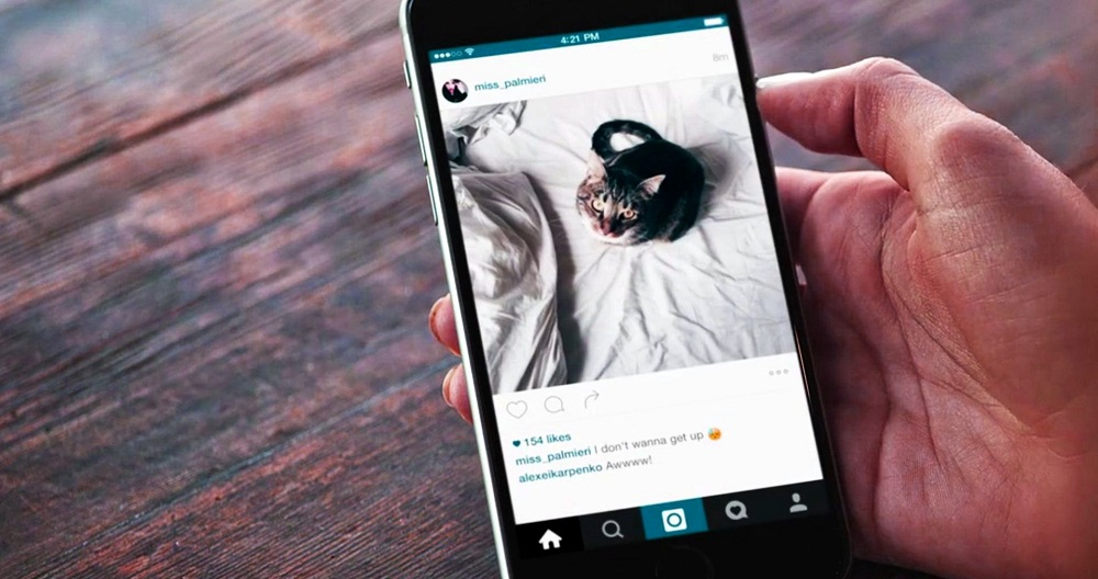 Как в Инстаграм загрузить фото без потери качества