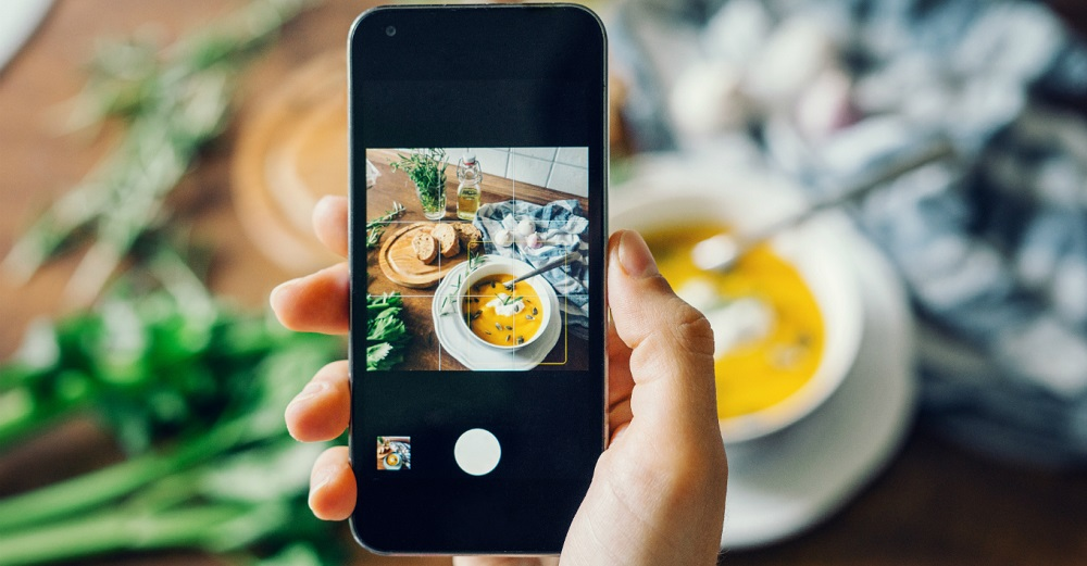 Параметры качественных фото для Инстаграм