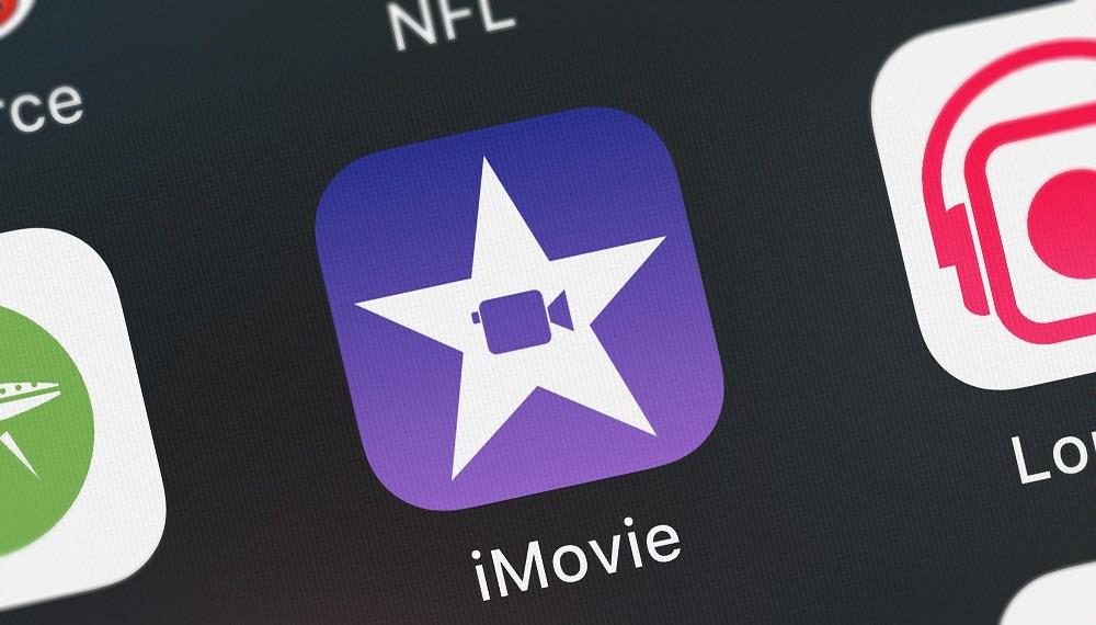 Приложение для айфона imovie