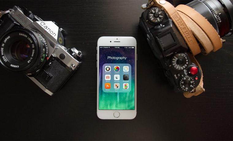 Программы для улучшения качества снимка