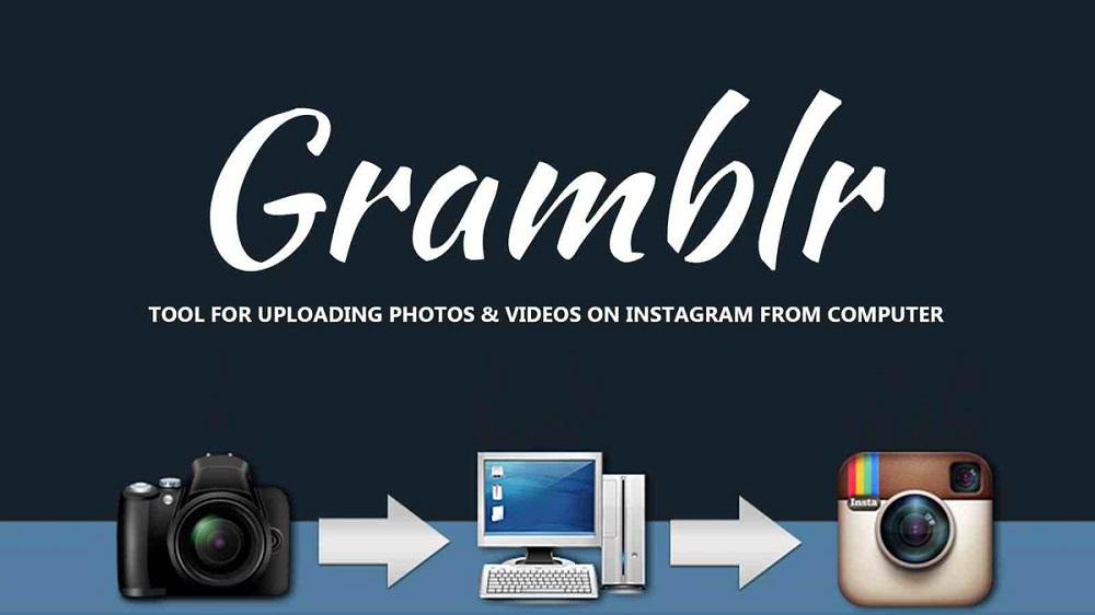 Публикация через платформу Gramblr