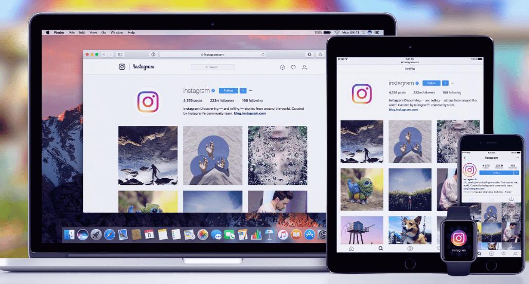 Как настроить Инстаграм при первом запуске на iPad