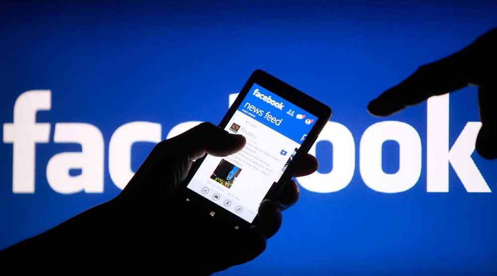 Вход через профиль Facebook