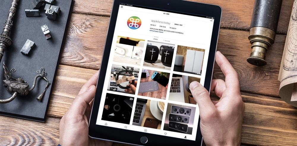 Возможности Инстаграм на iPad